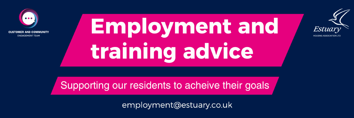 Employment and Training Advice Banner