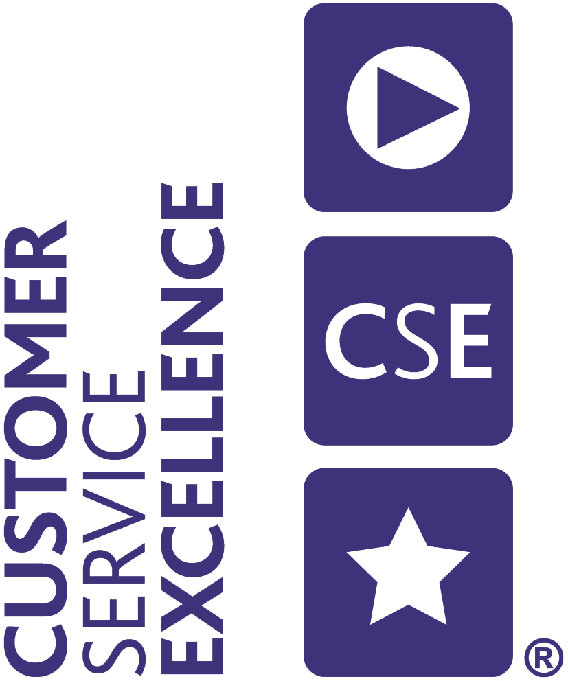 CSE - Customer Service Excellence logo