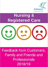 Feedback for Nursing and Registered Care Services 2018 to 2019
