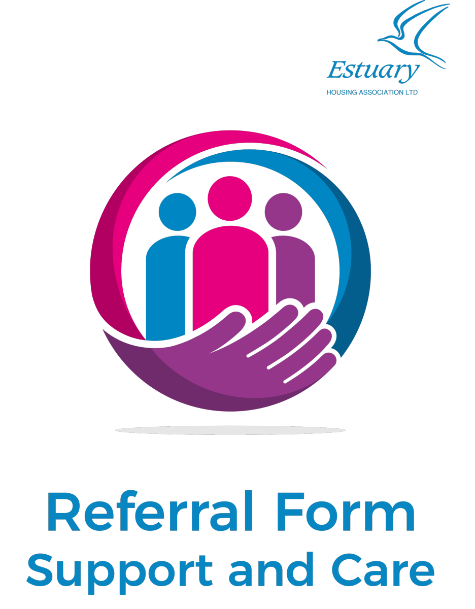 Support and Care Referral Form - Supported Living