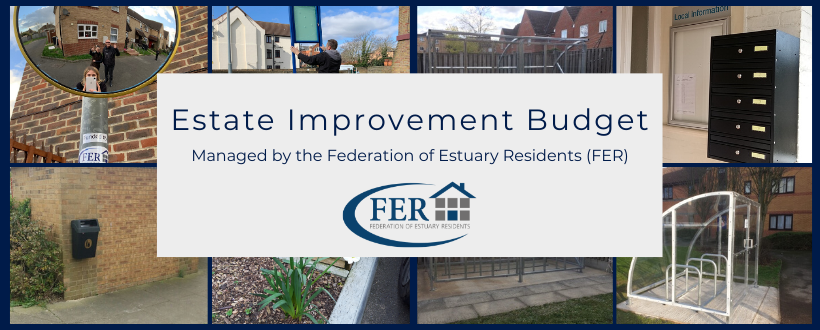 Estate Improvement Budget Title Banner