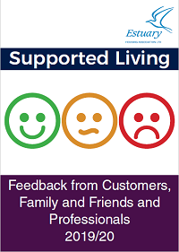 Supported Living Feedback Leaflet 2019/20