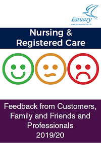 Nursing and Registered Care Feedback Leaflet 2019/20