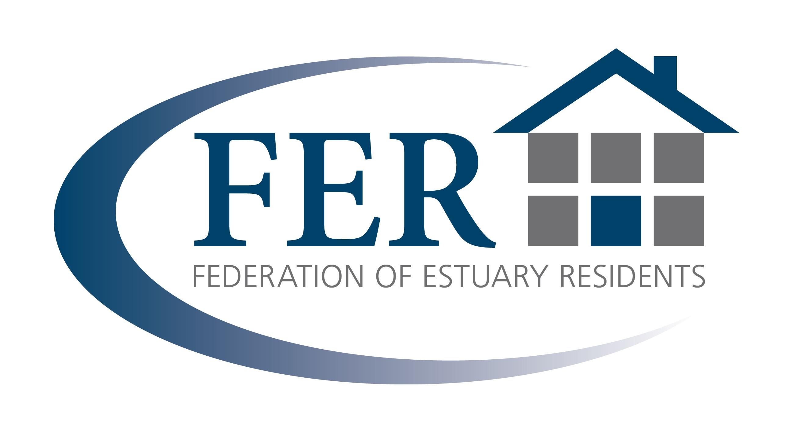 The Federation of Estuary Residents logo
