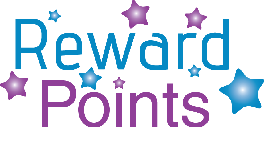 Earn reward points!