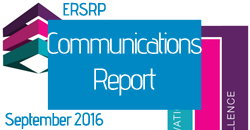 ERSRP Communications Report