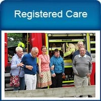 Link to Registered Care pages