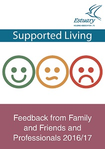 Survey feedback for Supported Living 2016/2017