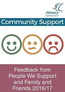 Survey feedback for Community Support 2016/2017