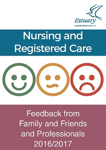 Survey feedback for Registered and Nursing care 2016/2017