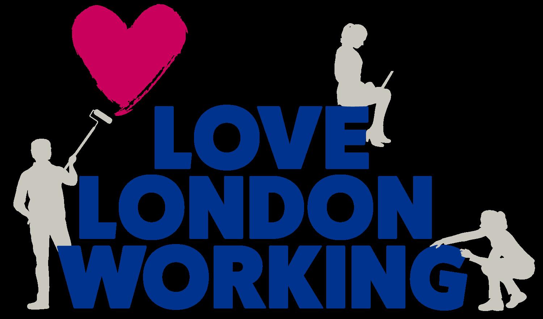 Love London Working Logo