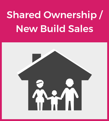 Shared Ownership and New Build Sales
