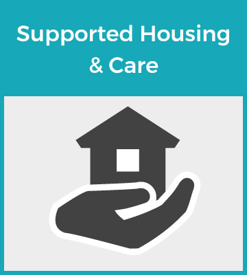 Supporting housing and care