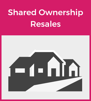 Shared Ownership Resales