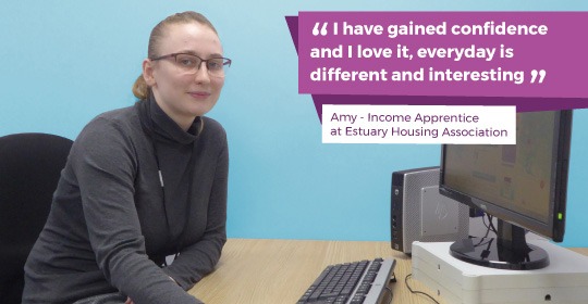 Amy Samuels - Income and Allocations Officer