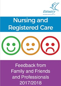 Link to Nuring and Registered Care Satisfaction surveys 2017/18