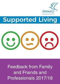 Link to supported living Satisfaction surveys 2017/18