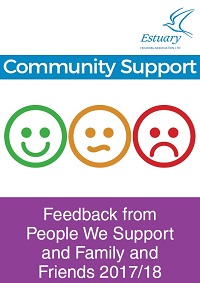 Link to Community Support Satisfaction surveys 2017/18