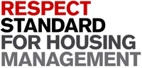 Respect Standard For Housing Management logo
