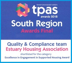 TPAS Awards Southern Region 2018 shortlisted