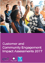 Customer and Community Engagement Impact Assessments
