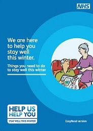 Stay well this winter easy-read leaflet