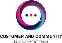 Customer Engagement Logo